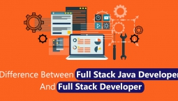 Difference Between Full Stack Java Developer And Full Stack Developer