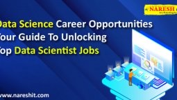 Data Science Career Opportunities: Your Guide To Unlocking Top Data Scientist Jobs – NareshIT