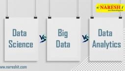 Data Science vs Big Data vs Data Analytics | NareshIT