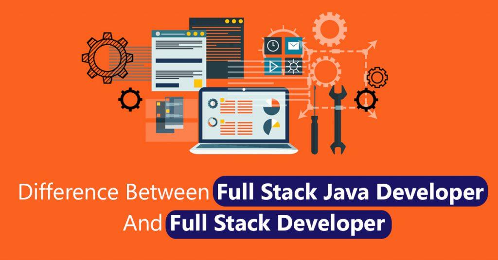 Full stack java online training