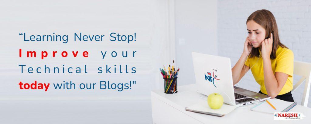 NareshIT Blogs