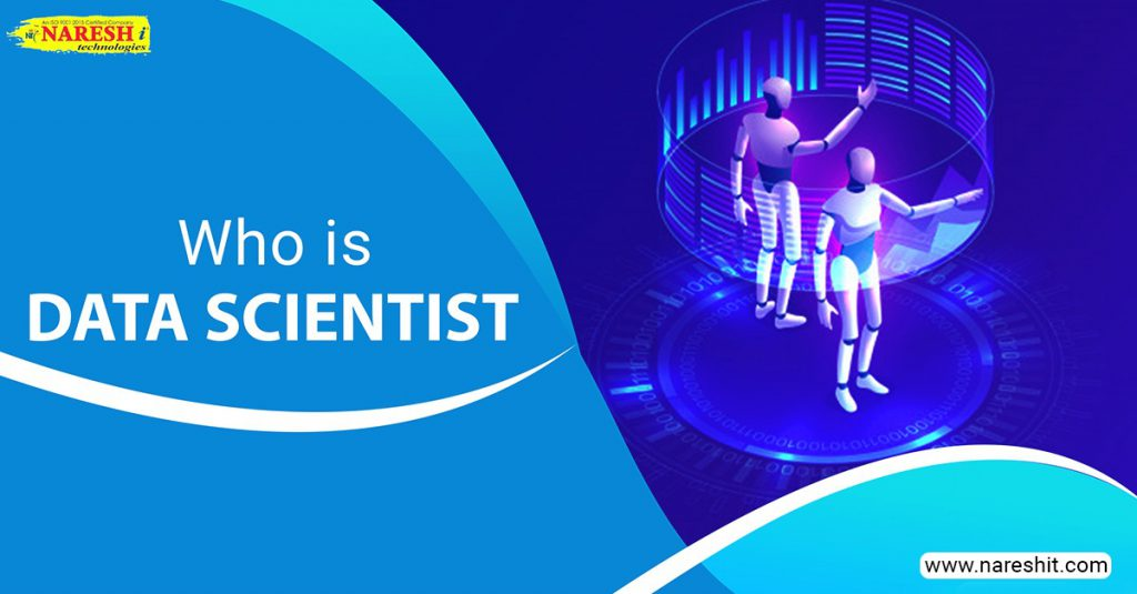Who is a Data Scientist What Do They Do - NareshIT