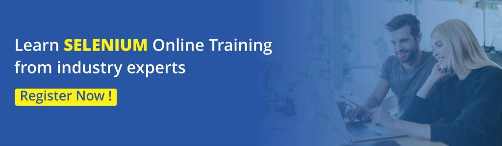 Selenium Training - NareshIT